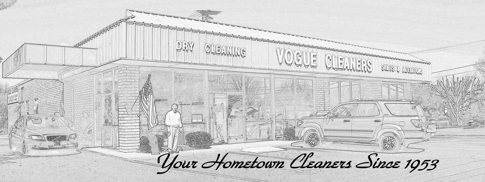 Vogue Dry Cleaners of Salisbury
